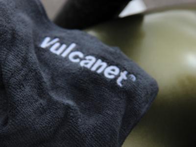 Microfibre auto Vulcanet